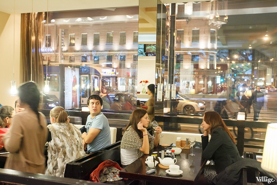 От заката до рассвета: 24 места, где можно поесть ночью в Петербурге. Изображение № 48.