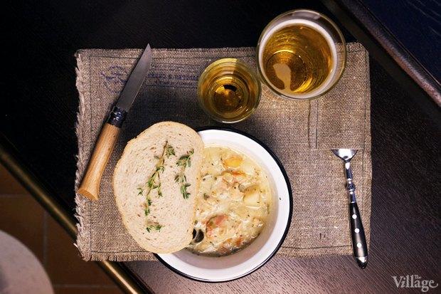 Сет из курицы по-бурбонски, сидра и кальвадоса — 450 рублей . Изображение № 8.