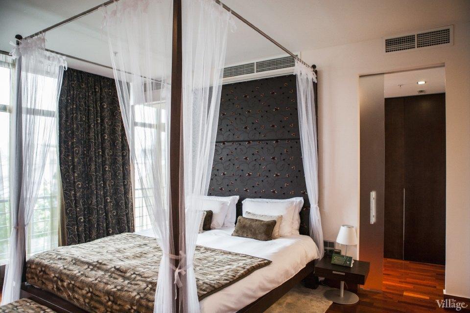 Интерьер недели (Москва): Mamaison All-Suites Spa Hotel Pokrovka. Изображение № 9.