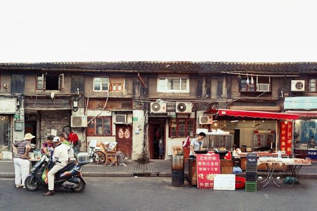 Часть целого: Старый город вШанхае. Изображение № 3.