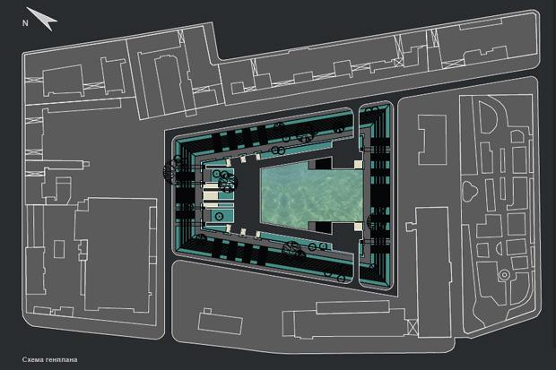 10 проектов квартала около Витебского вокзала . Изображение №9.