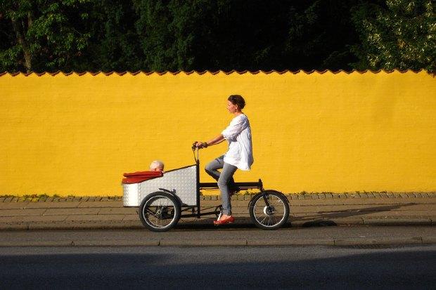 Автор Cycle Chic— одевушках, детях иполитиках навелосипедах. Изображение №2.
