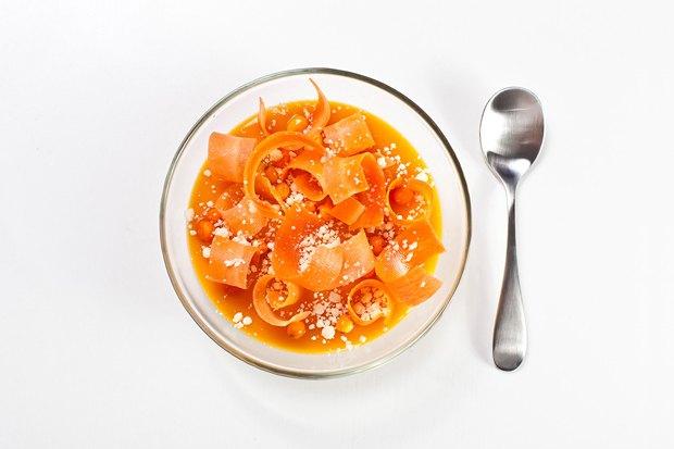 Шеф дома: Ягненок, хумус иоблепиховый десерт шефа «Стрелки». Изображение № 139.