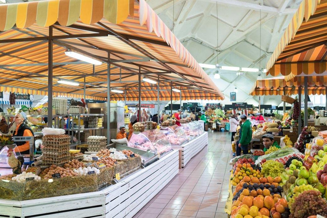 Что есть на Даниловском рынке прямо сейчас. Изображение № 6.