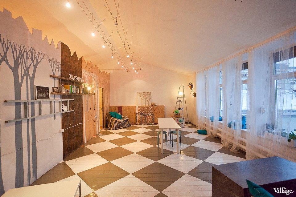 Офис недели (Петербург): T&P, «Сарафан PR» и пространство «Табурет». Изображение № 5.