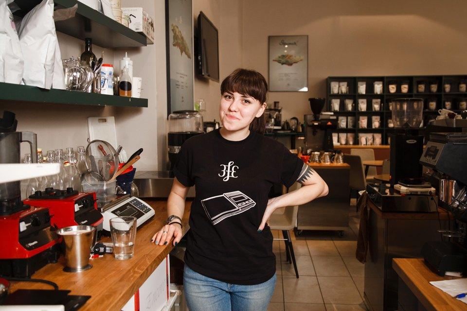 Первые лица: Как подбирают сотрудников вкофейню «Дабл Би». Изображение № 6.