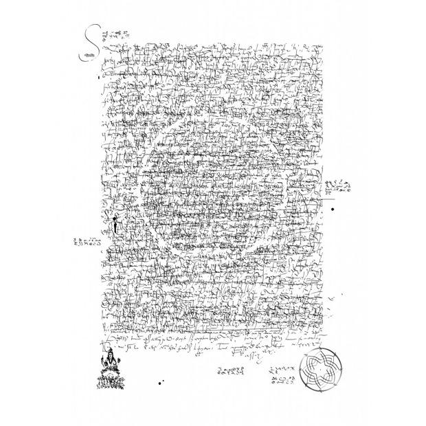 Из серии «Автоматическое письмо». Изображение № 16.
