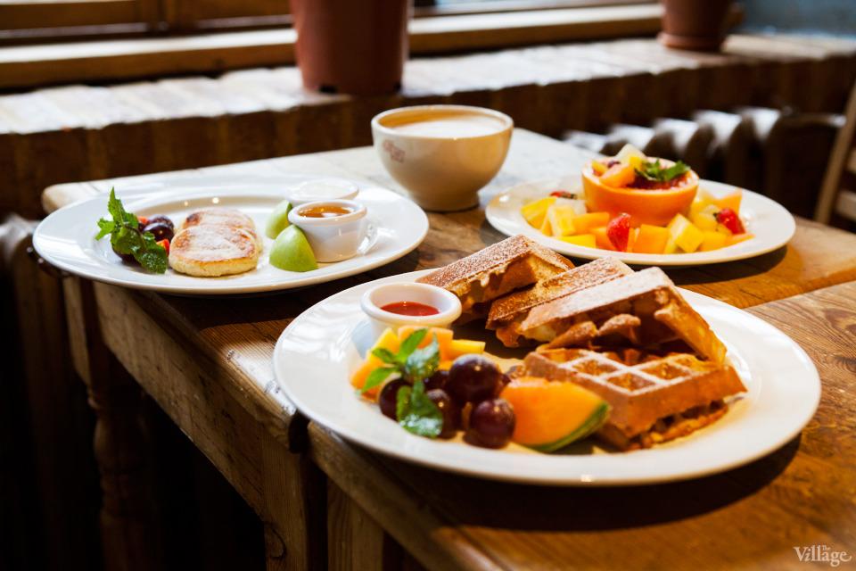 Пока ты спал: Ранние завтраки в Москве. Изображение №12.