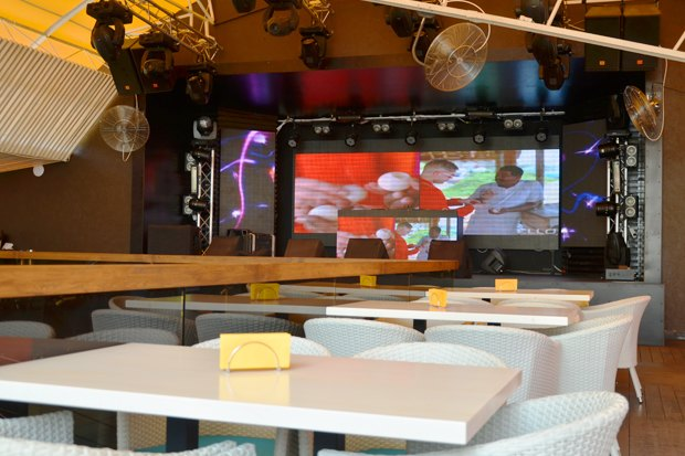 Новые места (Одесса): 5 ресторанов, баров и пляжных клубов. Зображення № 19.