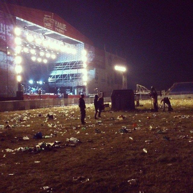 Фестивали Нашествие, Svoy Субботник и Outline вснимках Instagram. Изображение № 15.
