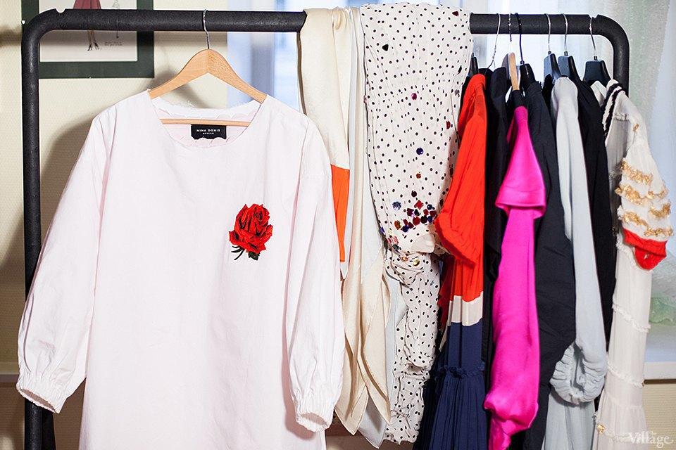 Личная коллекция: Платья Nina Donis Натальи Туровниковой. Изображение № 6.