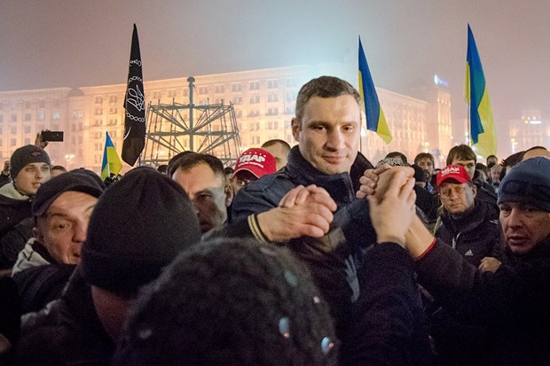 Газ до отказа: Андрей Горшков о том, как Путин объединил Украину. Изображение № 10.