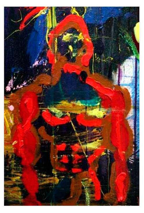 В Русском музее выставят работы Сильвестра Сталлоне. Изображение № 2.