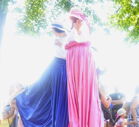 В Киеве пройдёт фестиваль уличных театров и парад шляп. Зображення № 1.