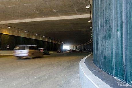 На Почтовой площади открыли движение по тоннелю. Изображение № 1.