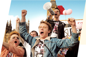 Фильм оЕгоре Летове, новое британское кино в«Авроре», «Киберфест» иещё 14событий. Изображение № 11.