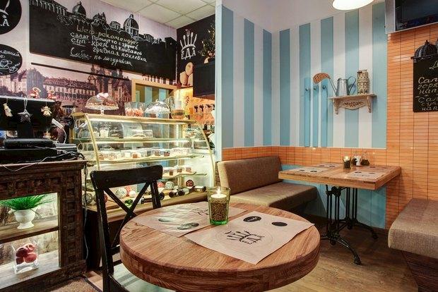 Напротив финского консульства открылось кафе «Е.Д.Аикофе». Изображение № 7.