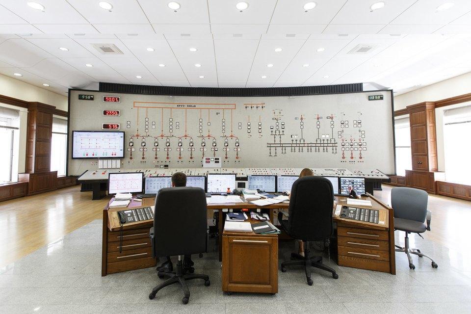 Как работает гидроэлектростанция. Изображение № 13.