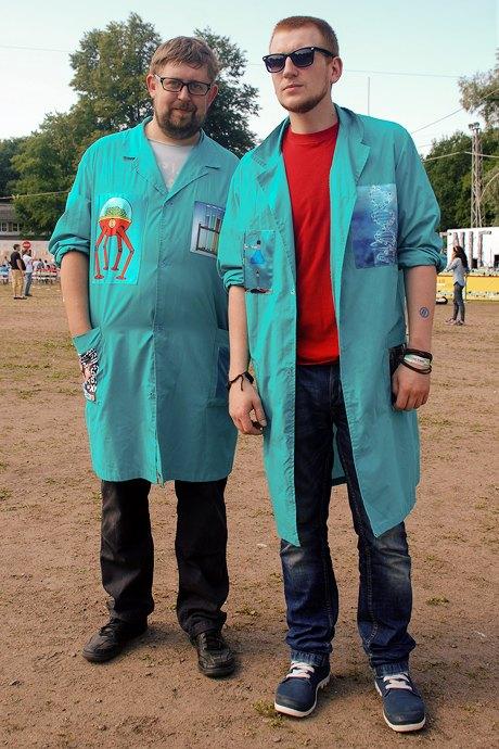 Люди в городе: Герои и посетители Geek Picnic. Изображение №4.