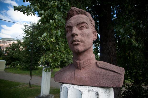 14 скульптур в парке «Музеон». Изображение № 41.