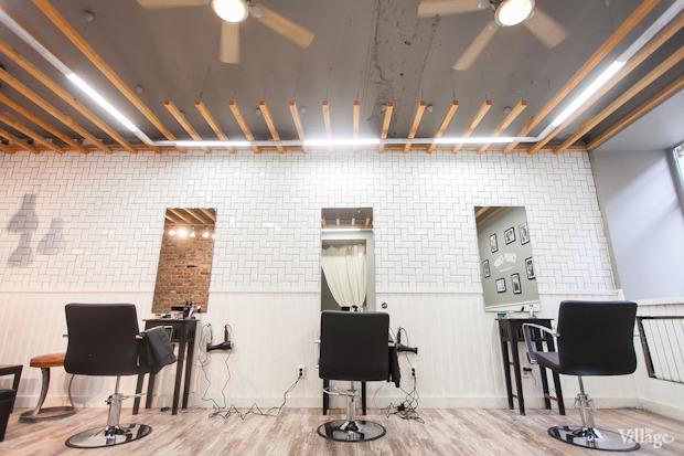 Новое место (Петербург): Мужская парикмахерская Chop-Chop. Изображение № 11.