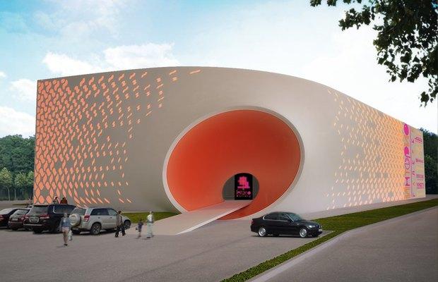 Карим Рашид реконструирует торговый комплекс в Петербурге. Изображение № 2.