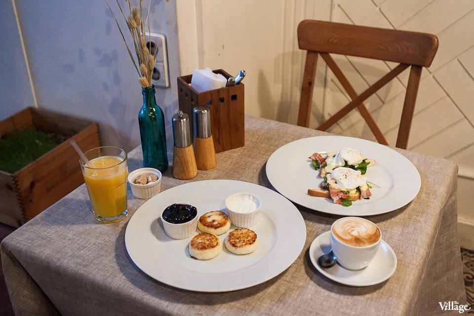 Никогда не поздно:17 мест, где завтракают после полудня. Изображение № 3.