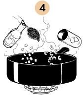 Рецепты шефов: Запечённый с травами карп с соусом из оливок и томатов. Изображение № 7.