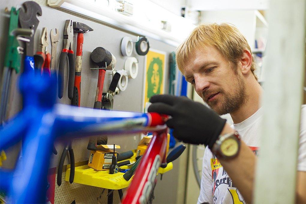 «Велодело»: Как заработать на ремонте советских велосипедов. Изображение № 5.