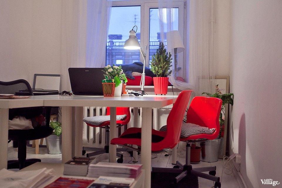 Офис недели (Петербург): T&P, «Сарафан PR» и пространство «Табурет». Изображение № 17.