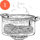 Рецепты шефов: Spaghetti Aglio, Olio e Peperoncino. Изображение № 4.