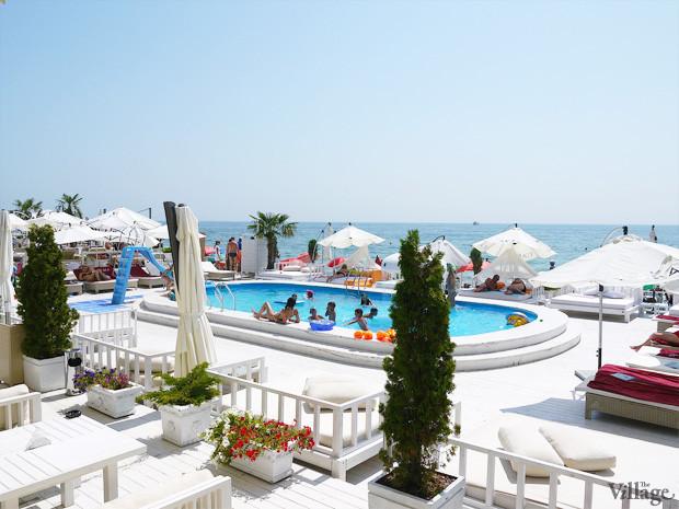 На песке: 5 пляжных клубов Одессы. Зображення № 22.