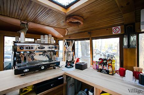 В «Киевском трамвайчике» теперь варят кофе. Зображення № 1.