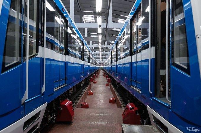 Новые вагоны метро поставит чешская компания. Изображение № 2.