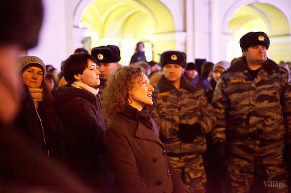 Хроника выборов: Нарушения, цифры и два стихийных митинга в Петербурге. Изображение № 33.