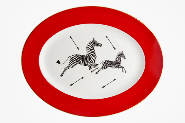 Блюдо овальное «Зебры, Скаламандре», Lenox, 14 100 р.. Изображение № 24.