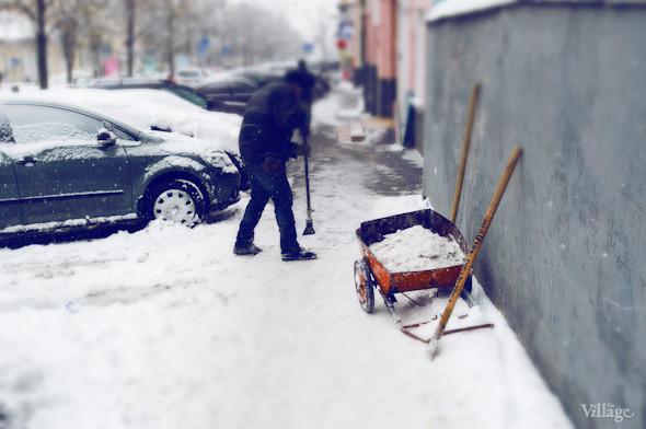 Белым по серому: Итоги снежного января в Киеве. Зображення № 23.
