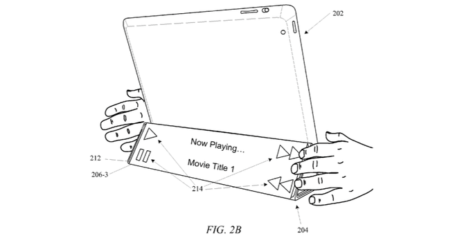 Новый патент Apple, борьба Google с кредитами и тестирование Hyperloop. Изображение № 3.
