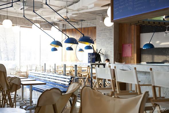 Новое место: Osteria numero Uno. Изображение № 6.