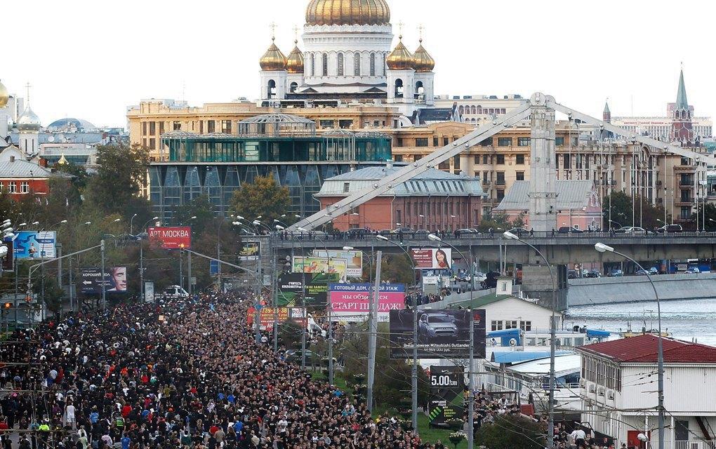 We Run Moscow 2012. Изображение № 24.