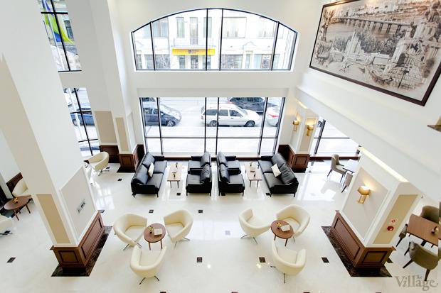На Подоле открылся Radisson Blu Hotel. Зображення № 2.
