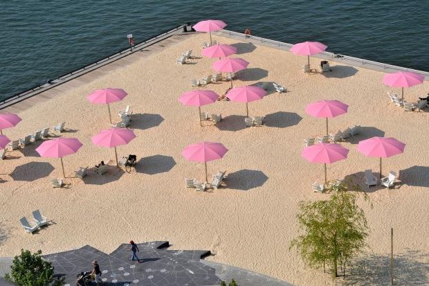 Иностранный опыт: 6 городских пляжей. Изображение № 27.