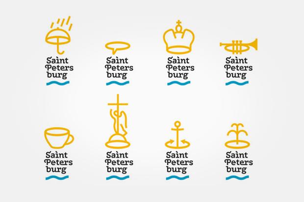 Что дизайнеры игорожане думают оновом логотипе Петербурга?. Изображение № 2.