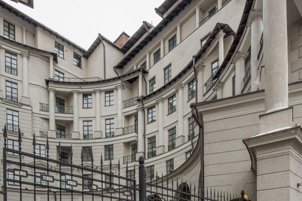 Нелужковский стиль: 5 удачных современных зданий вцентре Москвы. Изображение № 17.