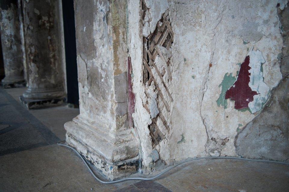 Как лютеранская церковь стала площадкой для современных художников. Изображение № 11.