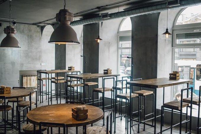 НаВладимирском проспекте открылся паста-бар C1tizen . Изображение № 1.