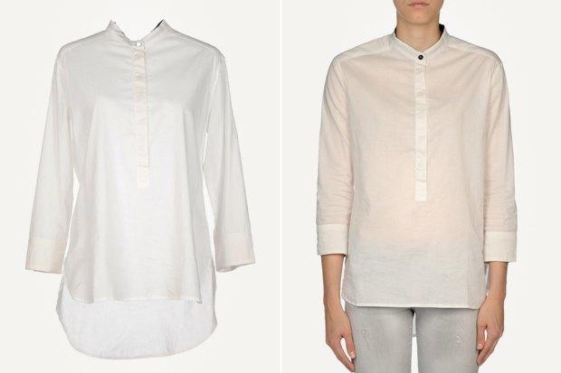 Где купить женскую рубашку: 9вариантов отодной до35тысяч рублей. Изображение № 6.