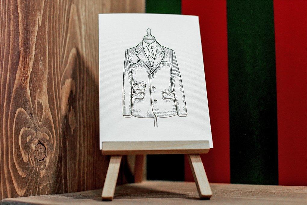 Chehov: Как производство галстуков превращается вателье. Изображение № 11.