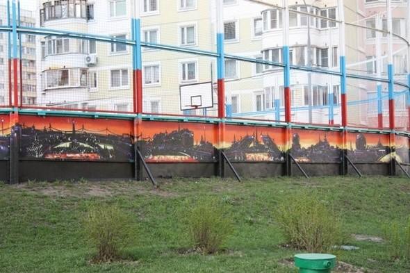 Юго-восток Москвы украсят граффити. Изображение № 8.
