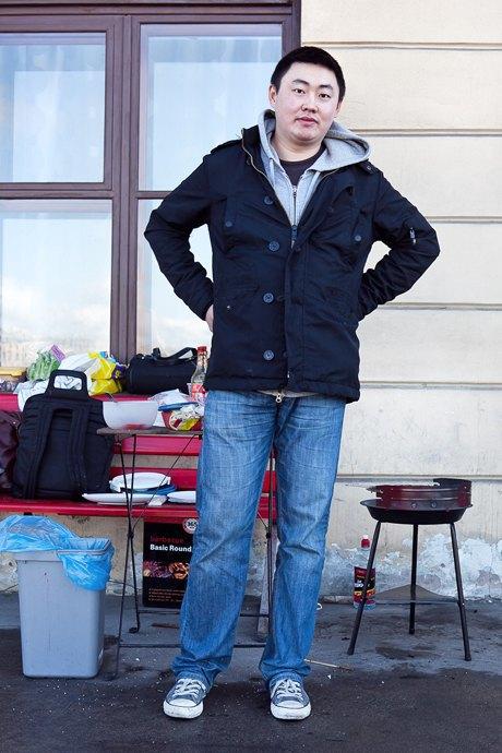 Люди в городе: Участники тестового ресторанного дня вПетербурге. Изображение № 35.